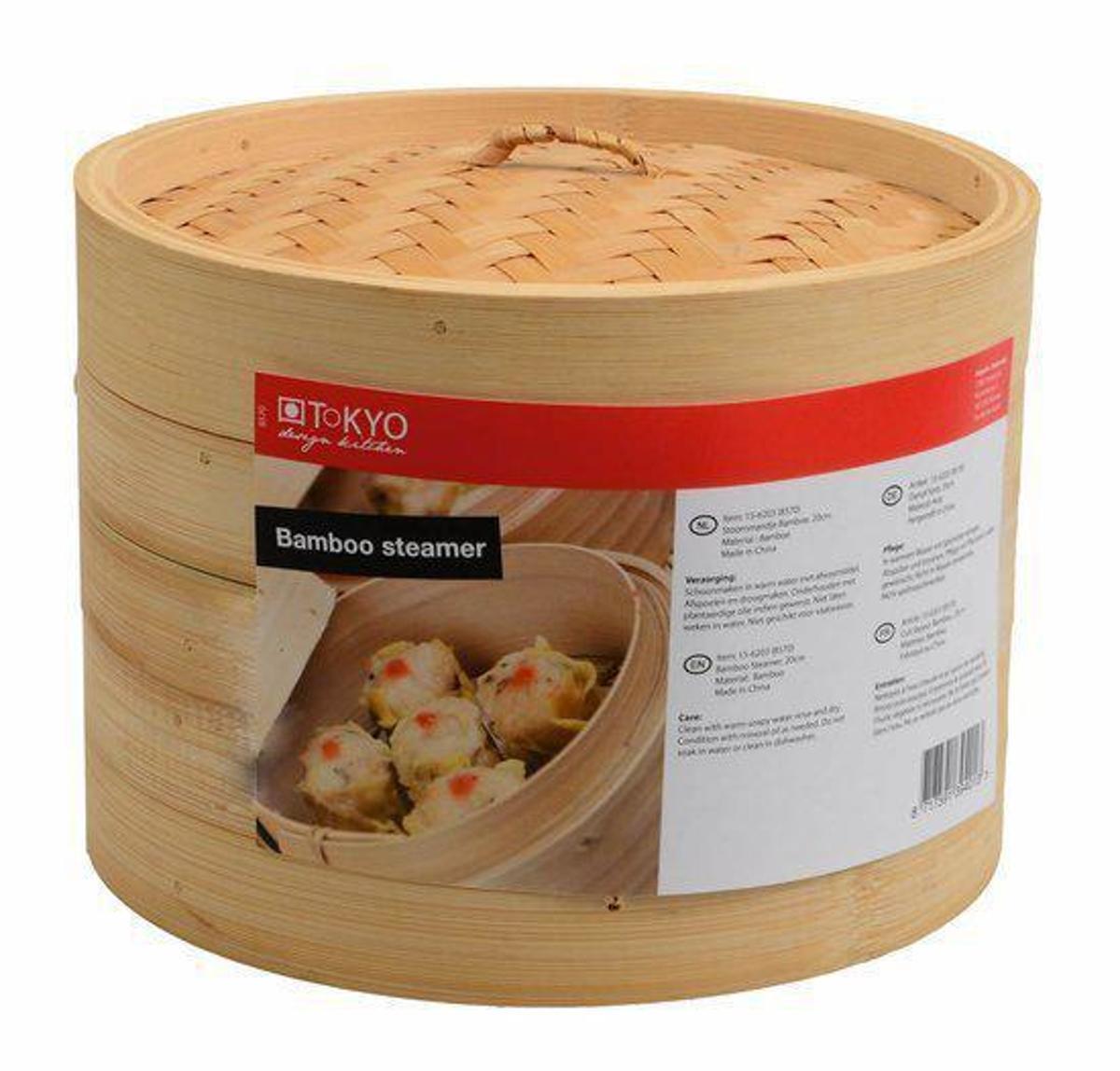 Tokyo Design Kitchen Bamboo Steamer 30.5cm kopen