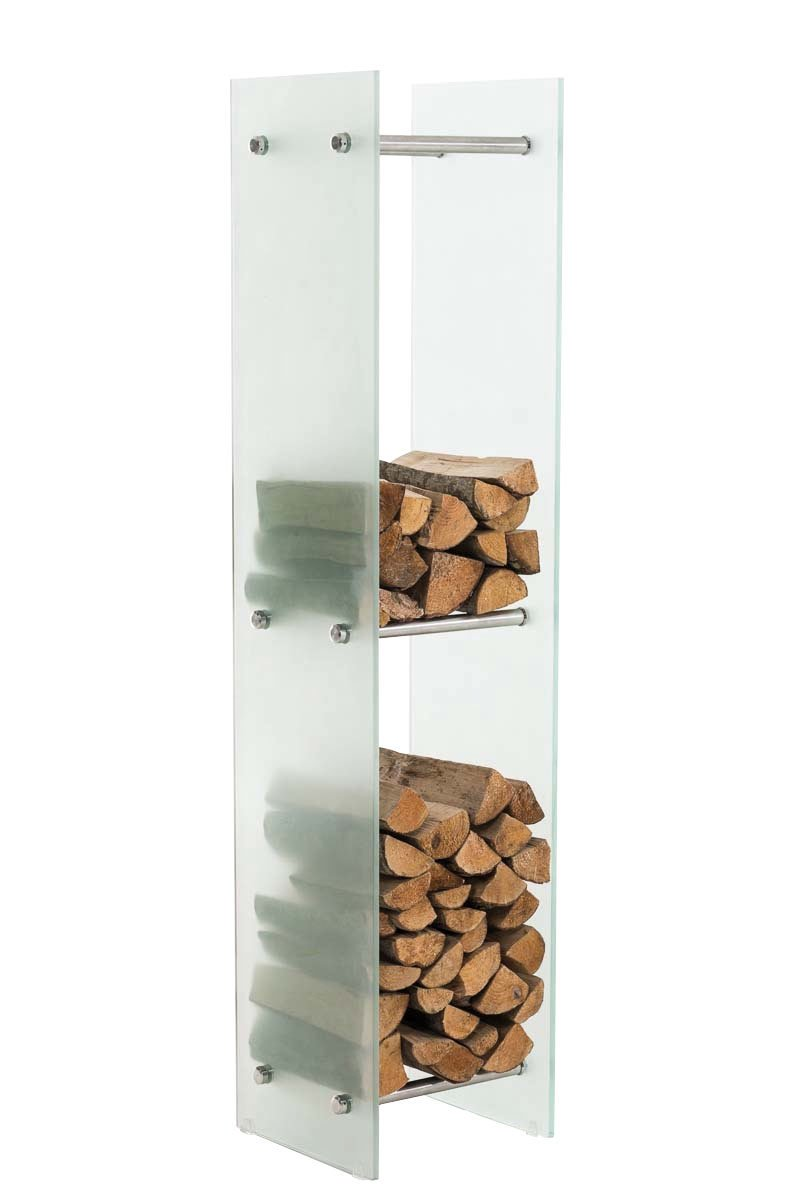 Clp Houtrek Dacio, matglas - 35 x 35 x 140 cm (D x B x H) kopen