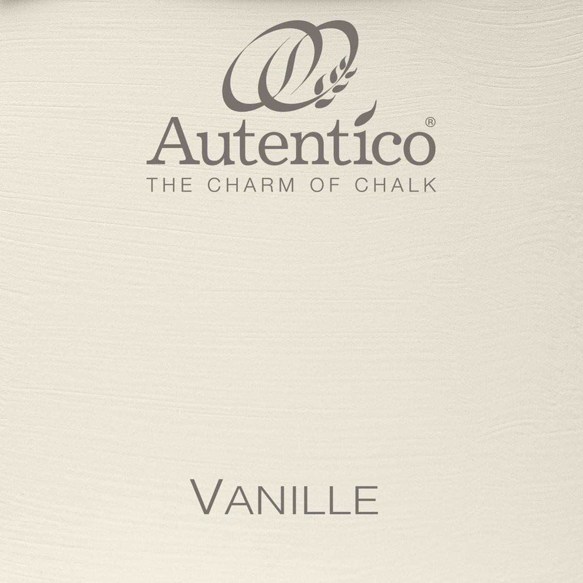 Autentico Vintage 1 L Vanille INCLUSIEF 370 ml Soft Wax