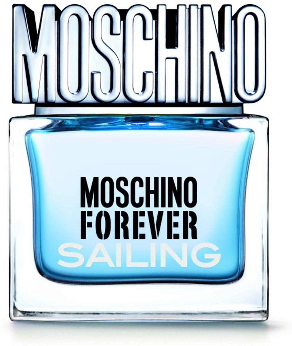 MULTI BUNDEL 3 stuks Moschino Forever Sailing Eau De Toilette Spray 30ml kopen