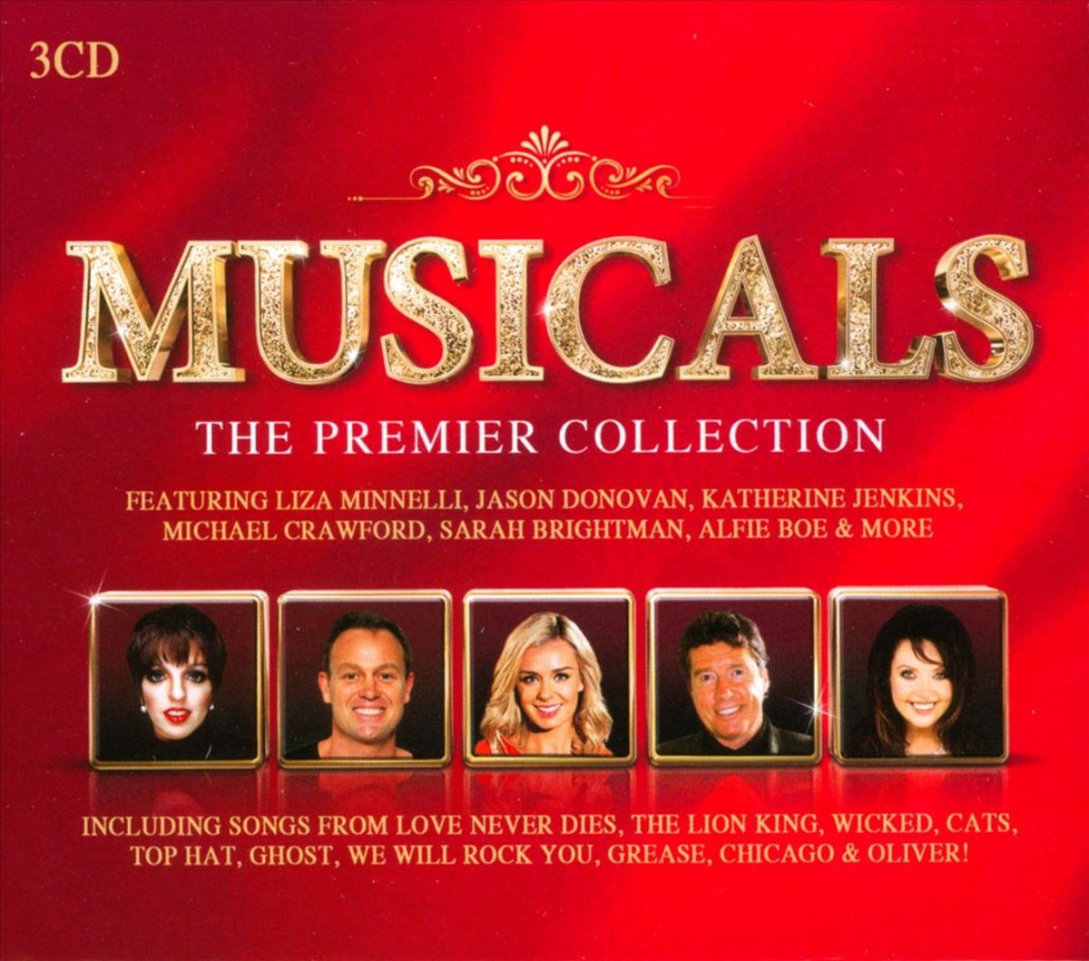 Musicals - The Premier Collection kopen