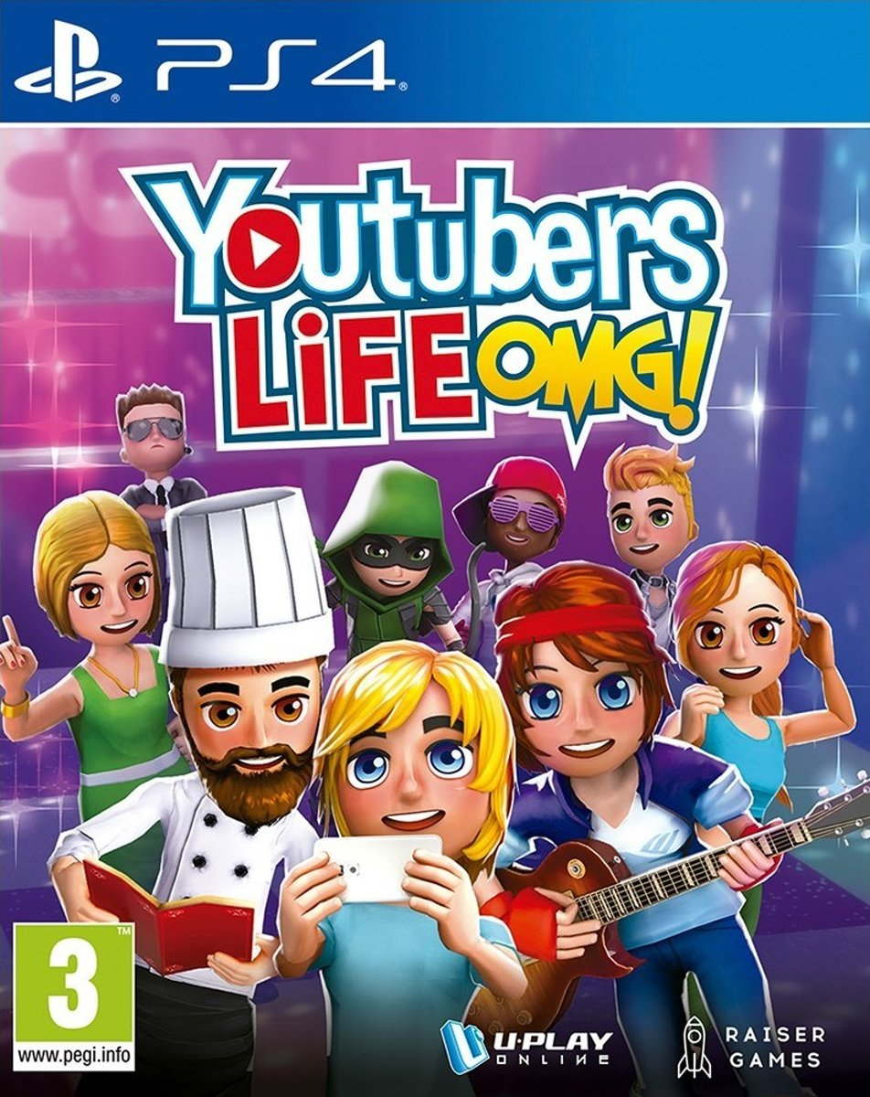 Youtubers Life PlayStation 4