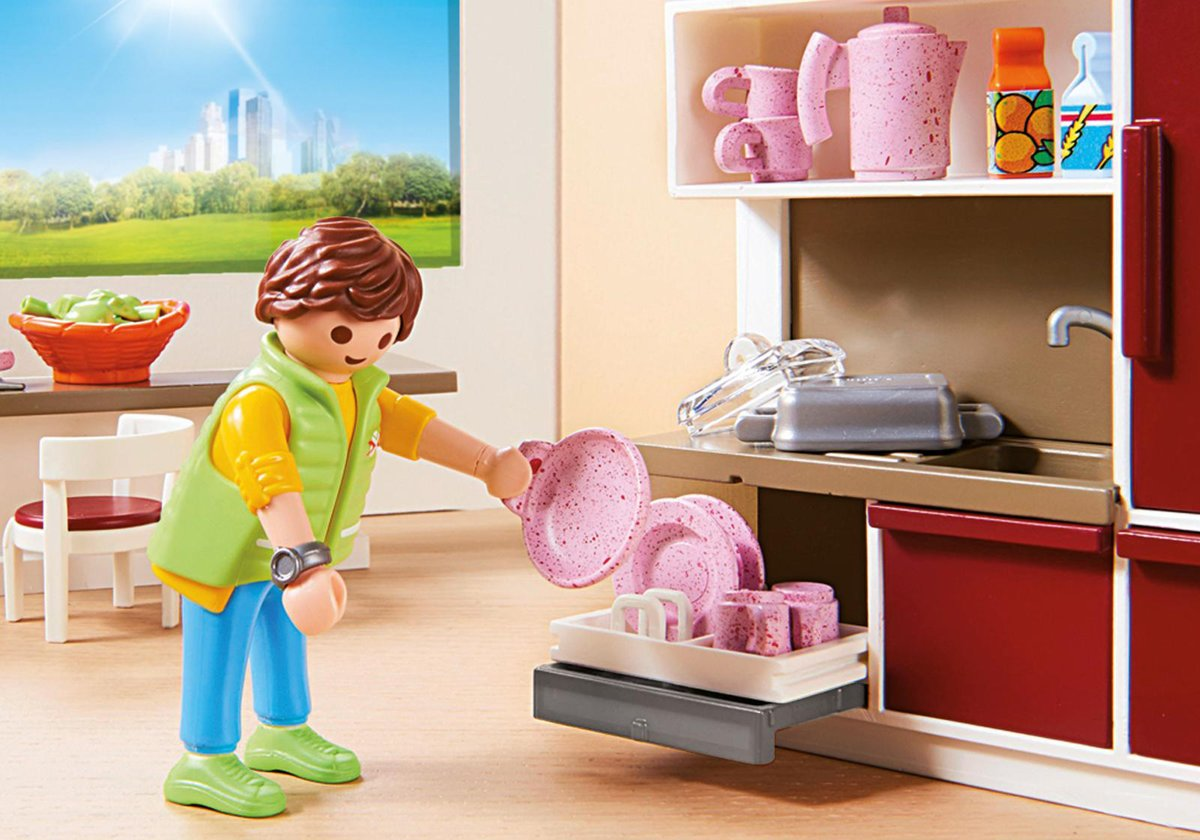 Playmobil Keuken 9269 : Bol.com playmobil leefkeuken 9269 playmobil speelgoed