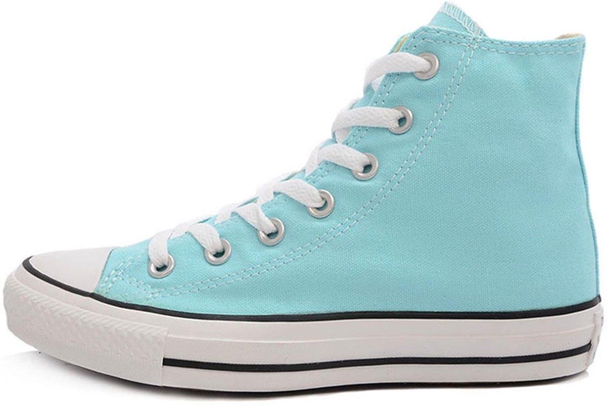 031f4fc5990 bol.com   Converse All Star hi Sneaker Lichtblauw