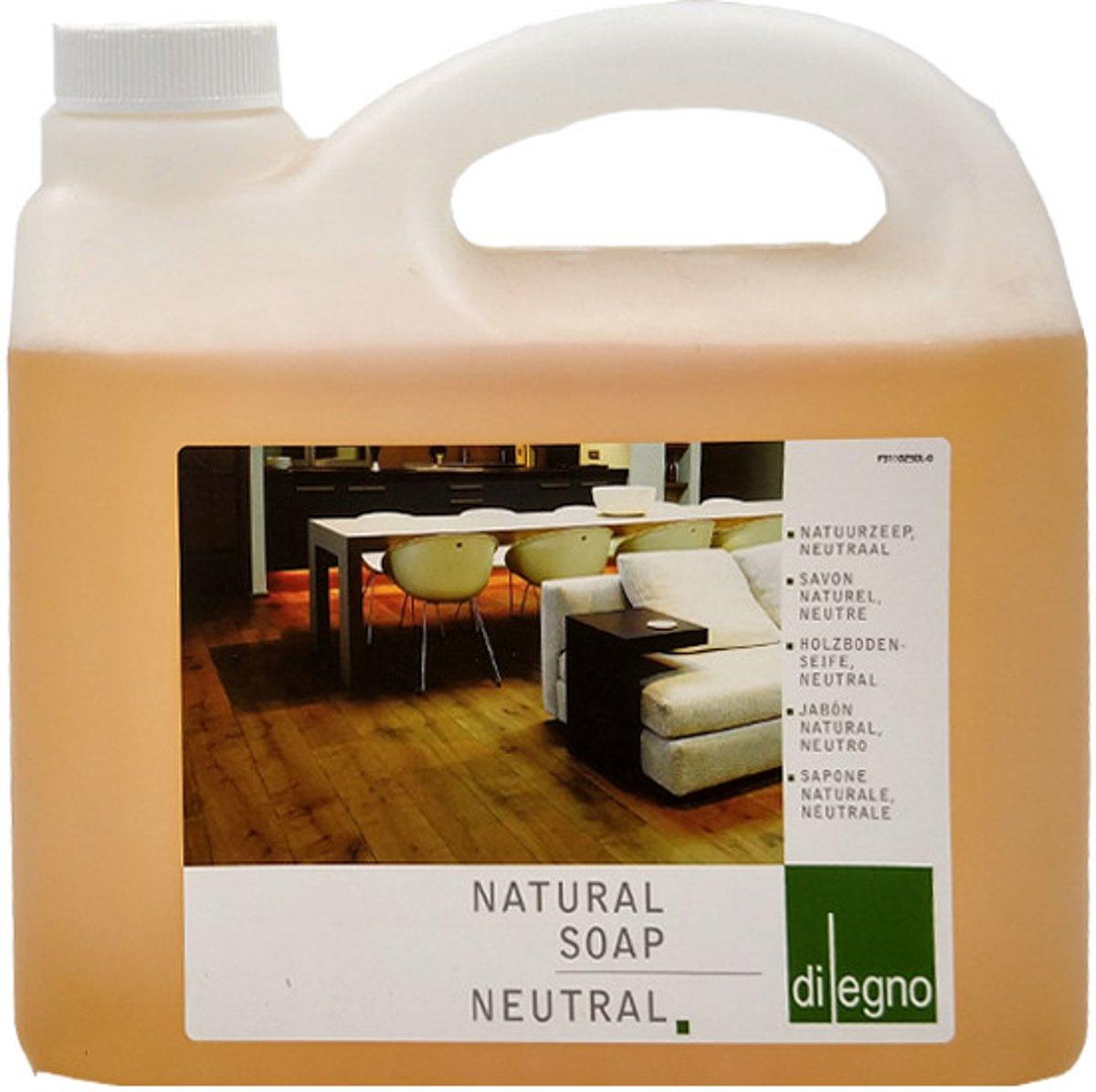 Di Legno Natural Soap Neutral 2,5L MD012 kopen