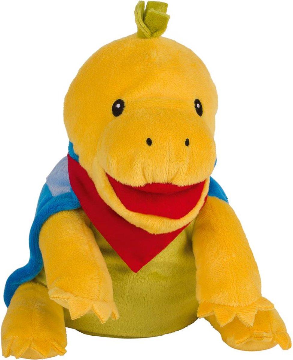 Goki Hand puppet turtle Lisi