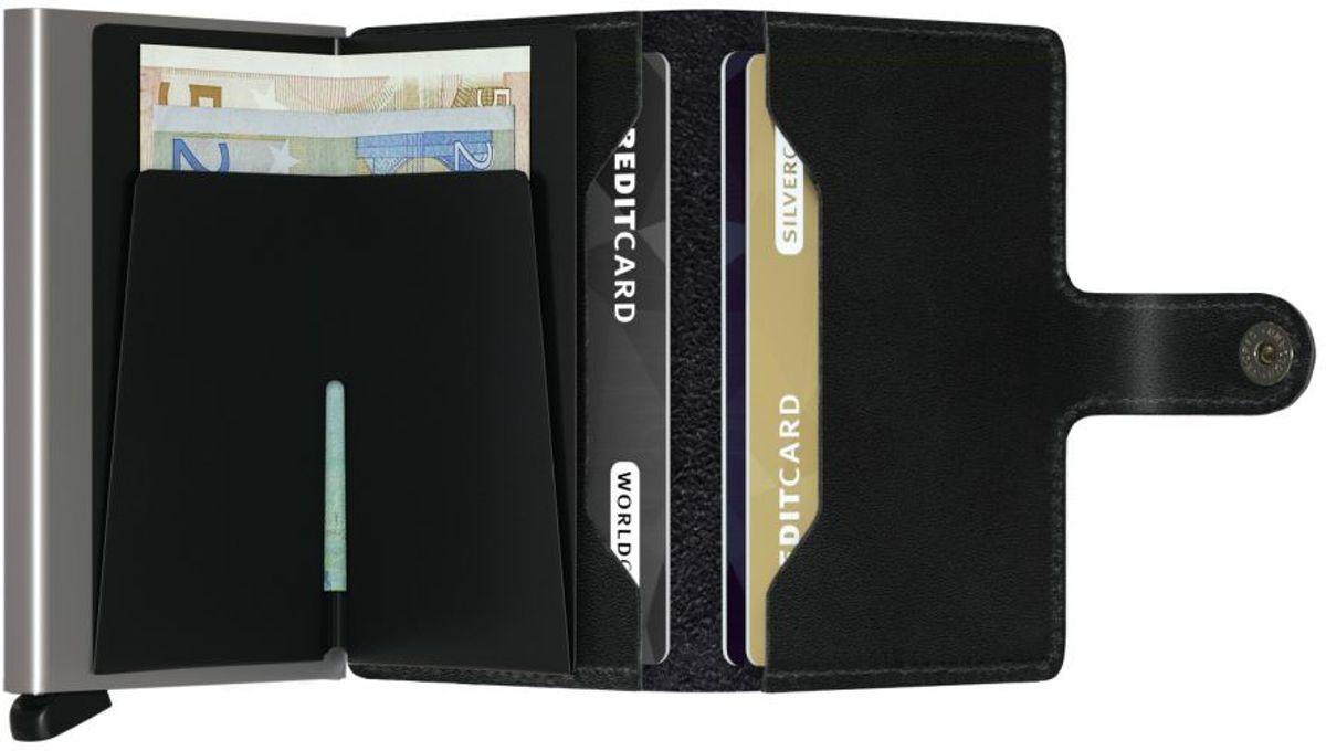 26ef354ad76 bol.com | Secrid Miniwallet Creditcardhouder - Zwart