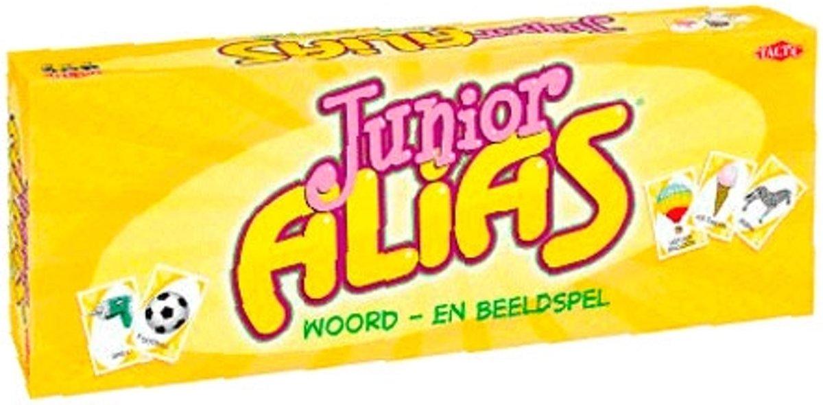 Alias Junior       - Bordspel