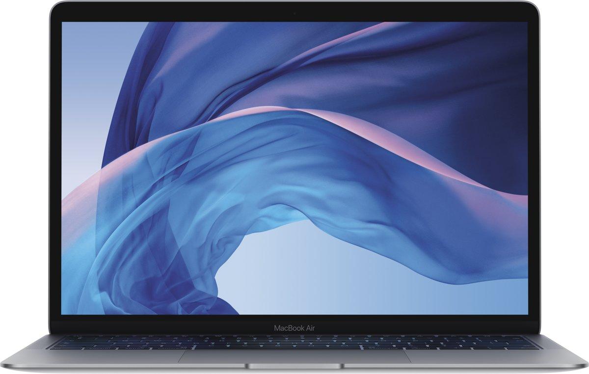 Apple Macbook Air (2018) – 128 GB – 13.3 inch - Spacegrijs (Azerty) kopen