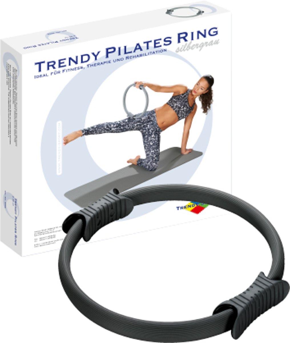 Trendy Sport Pilates Ring - Oefenring voor Pilates - Antraciet - Ø 38 cm kopen