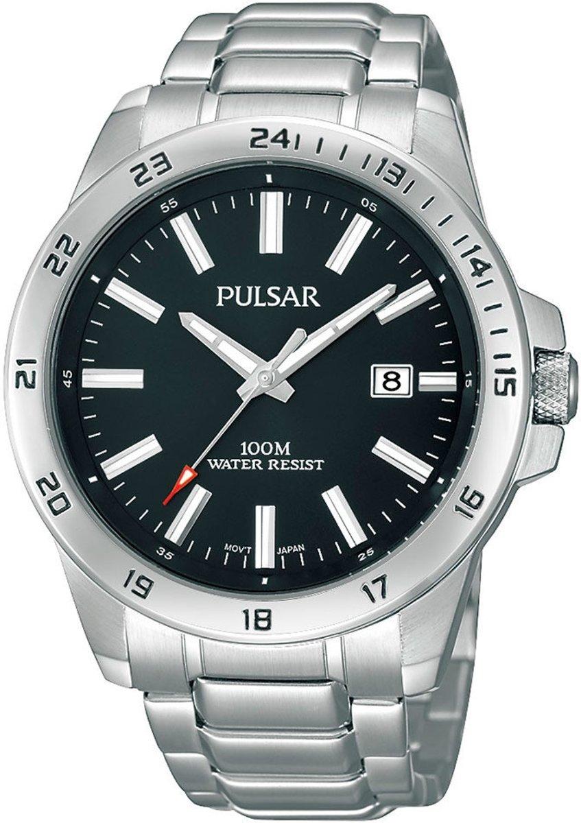f0448e58af3d45 Pulsar - Pulsar heren horloge PS9221X1