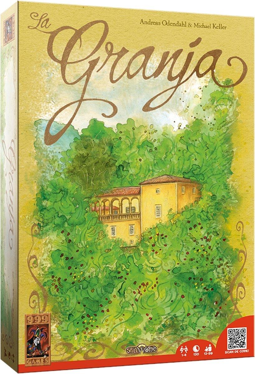 La Granja - Gezelschapsspel