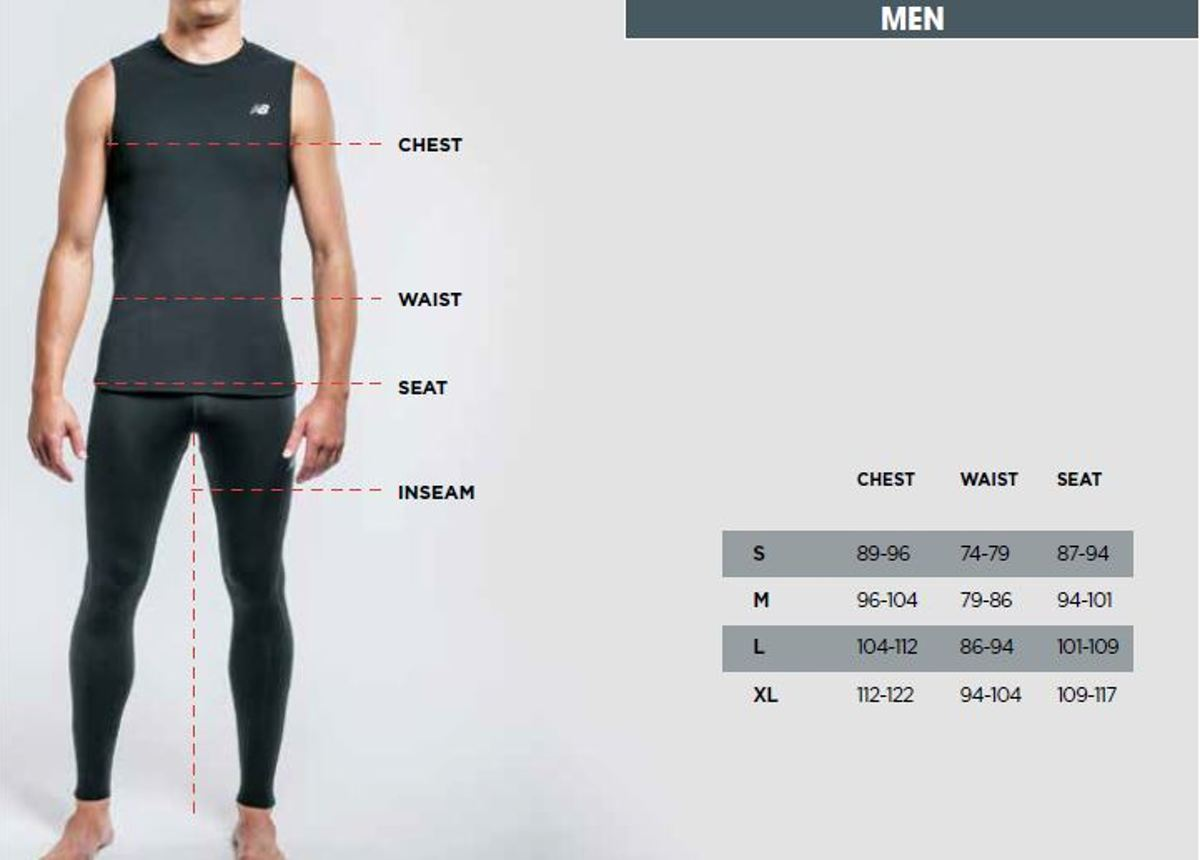 new balance heat tight heren