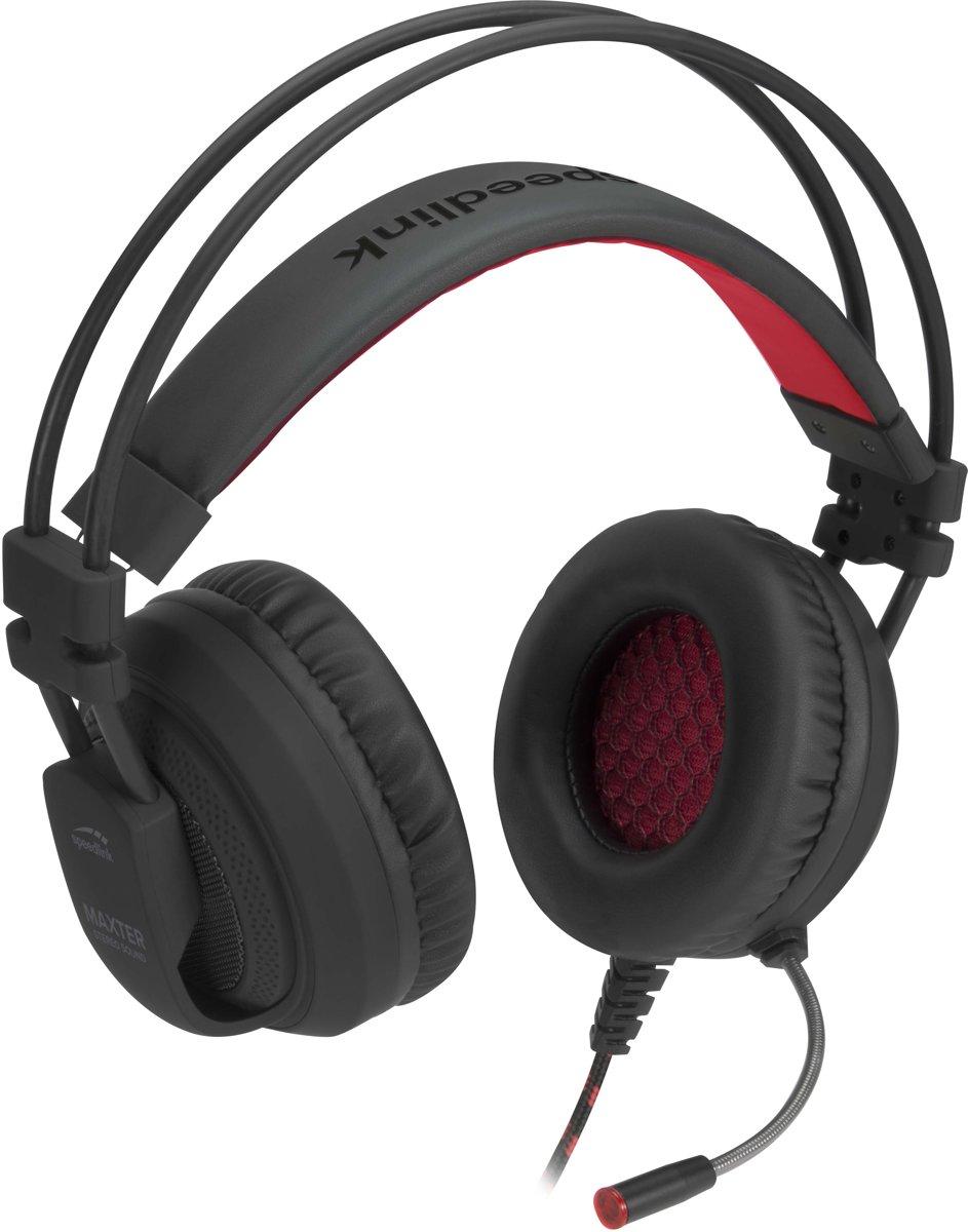 SPEEDLINK Maxter Stereo Headset kopen