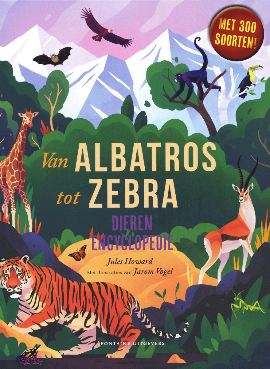 Afbeeldingsresultaat voor van albatros tot zebra
