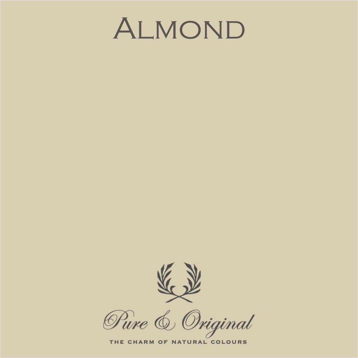 Pure & Original Fresco Kalkverf Almond 1 L