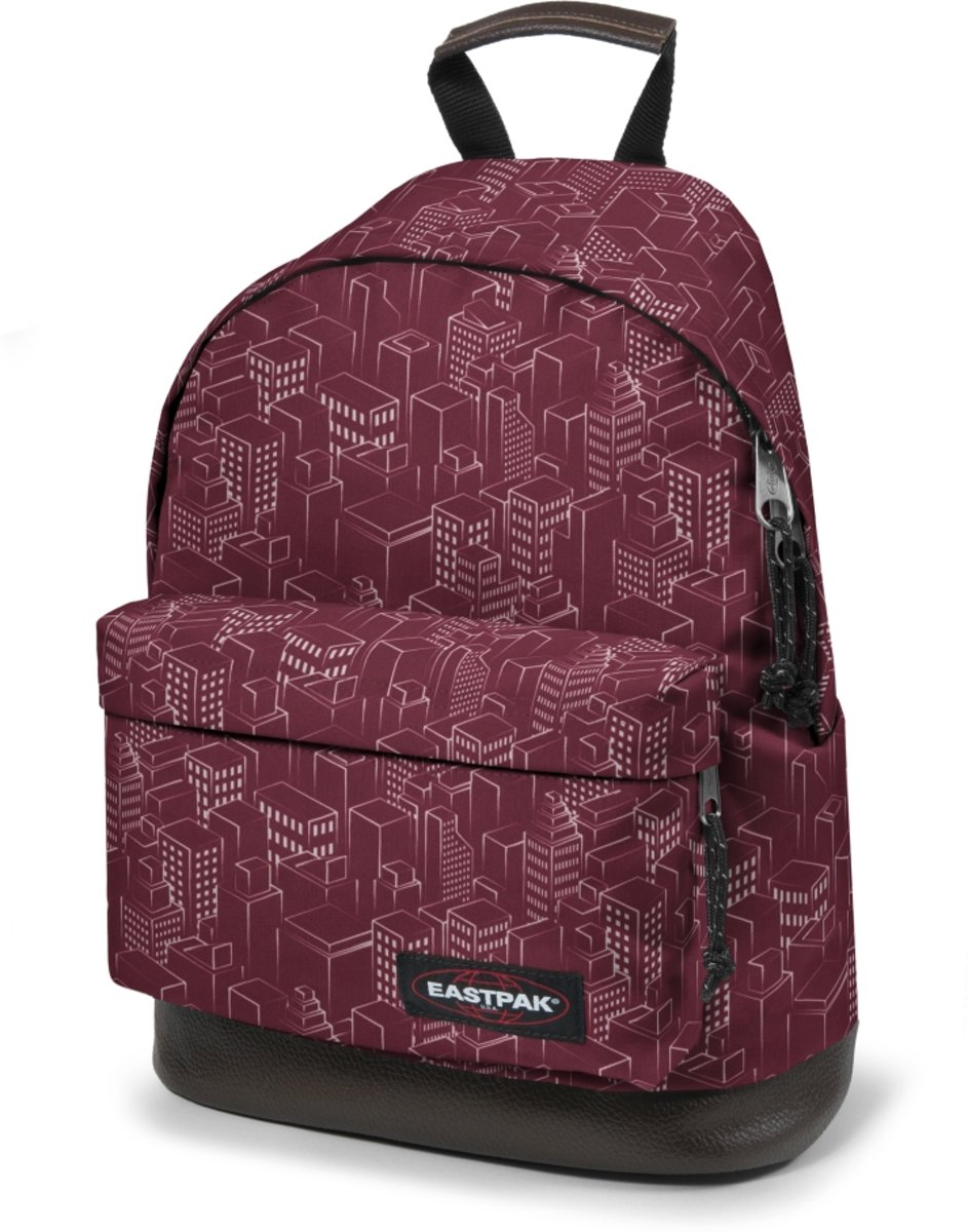 bb45c09980c bol.com | Eastpak Wyoming - Rugzak - Merlot Blocks