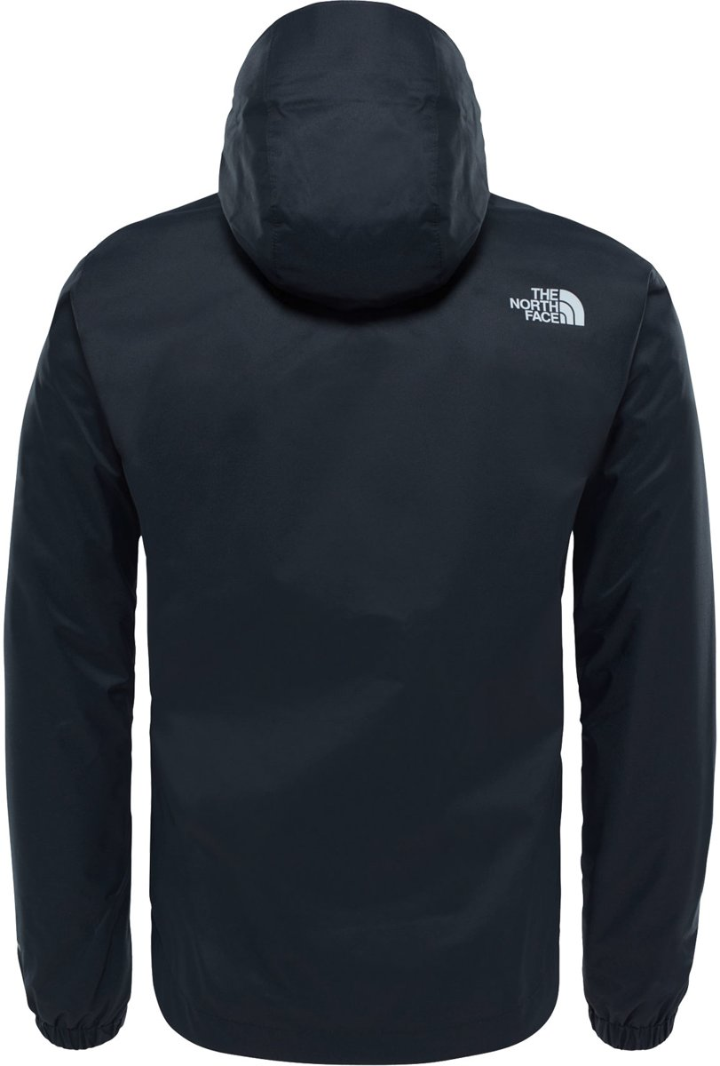 The North Face Quest Jacket Heren Jas TNF Black Maat L