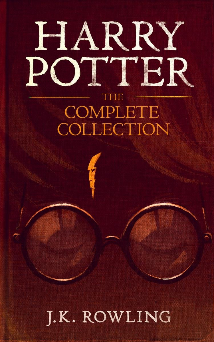 Bol  Harry Potter: Theplete Collection (17) (ebook) Epub Met  Digital Watermerk, Jk R