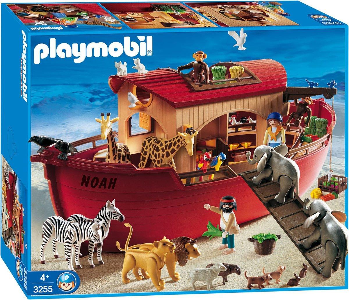 Playmobil Slaapkamer Van De Ouders 5331.Playmobil Ark Van Noah 3255 Hobbyenspeelgoed Nl