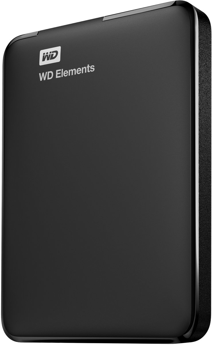 WD Elements Portable 4 TB voor €99