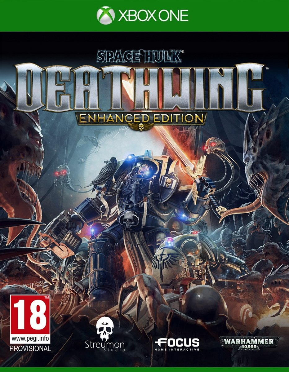 Space Hulk, Deathwing (Enhanced Edition) Xbox One