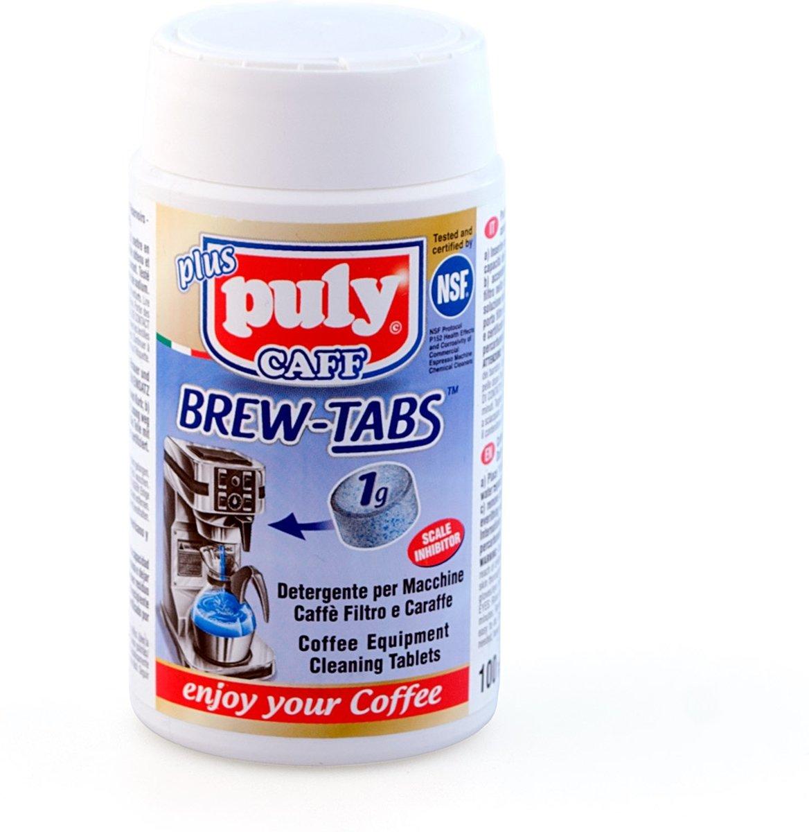 PulyCaff Brew Tabs 100x1g kopen