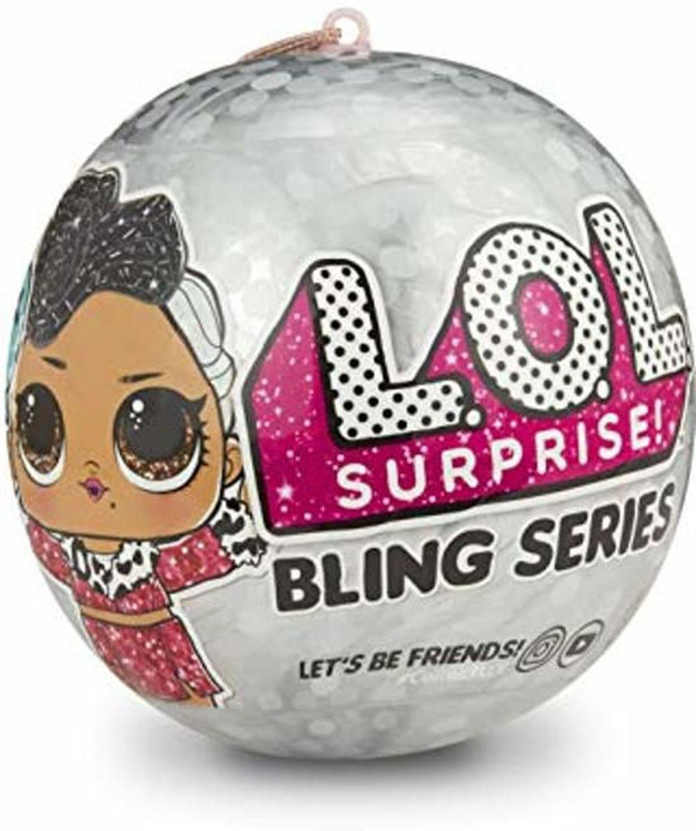 L.O.L. Surprise!  Bal Bling Serie - Set van 3 ballen