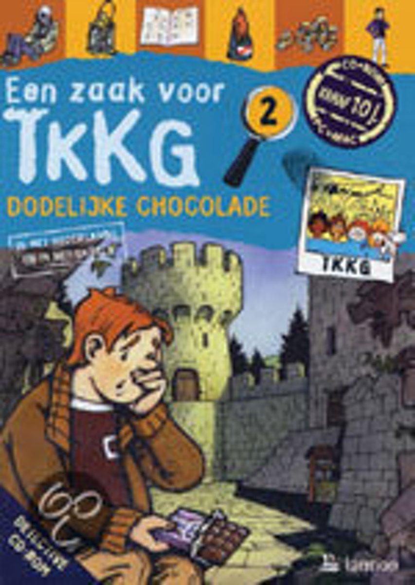 Een zaak voor TKKG-2: Dodelijke Chocolade kopen