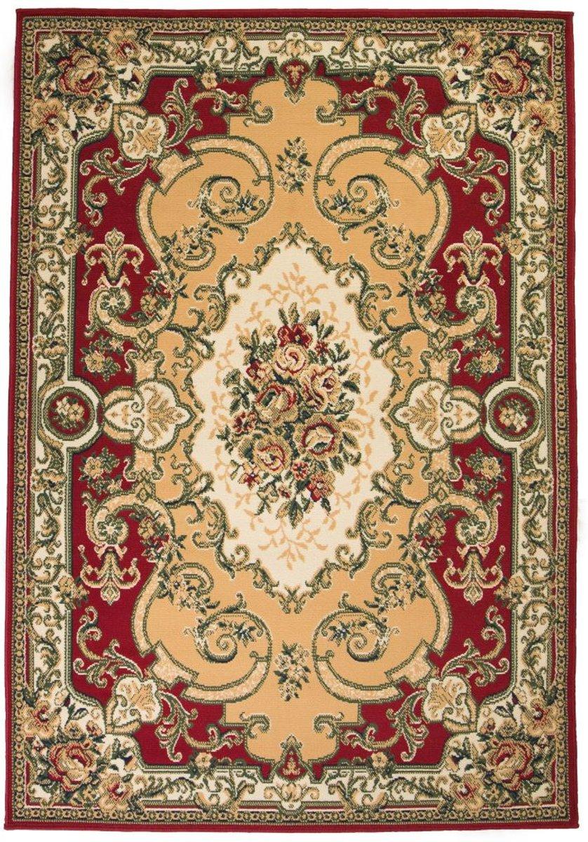 vidaXL Tapijt Oriental Perzisch ontwerp 180x280 cm rood/beige kopen