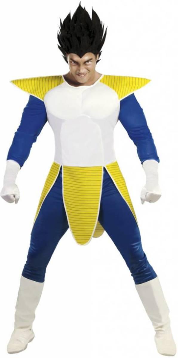 Dragon Ball Z Kostuum Vegeta M/L kopen