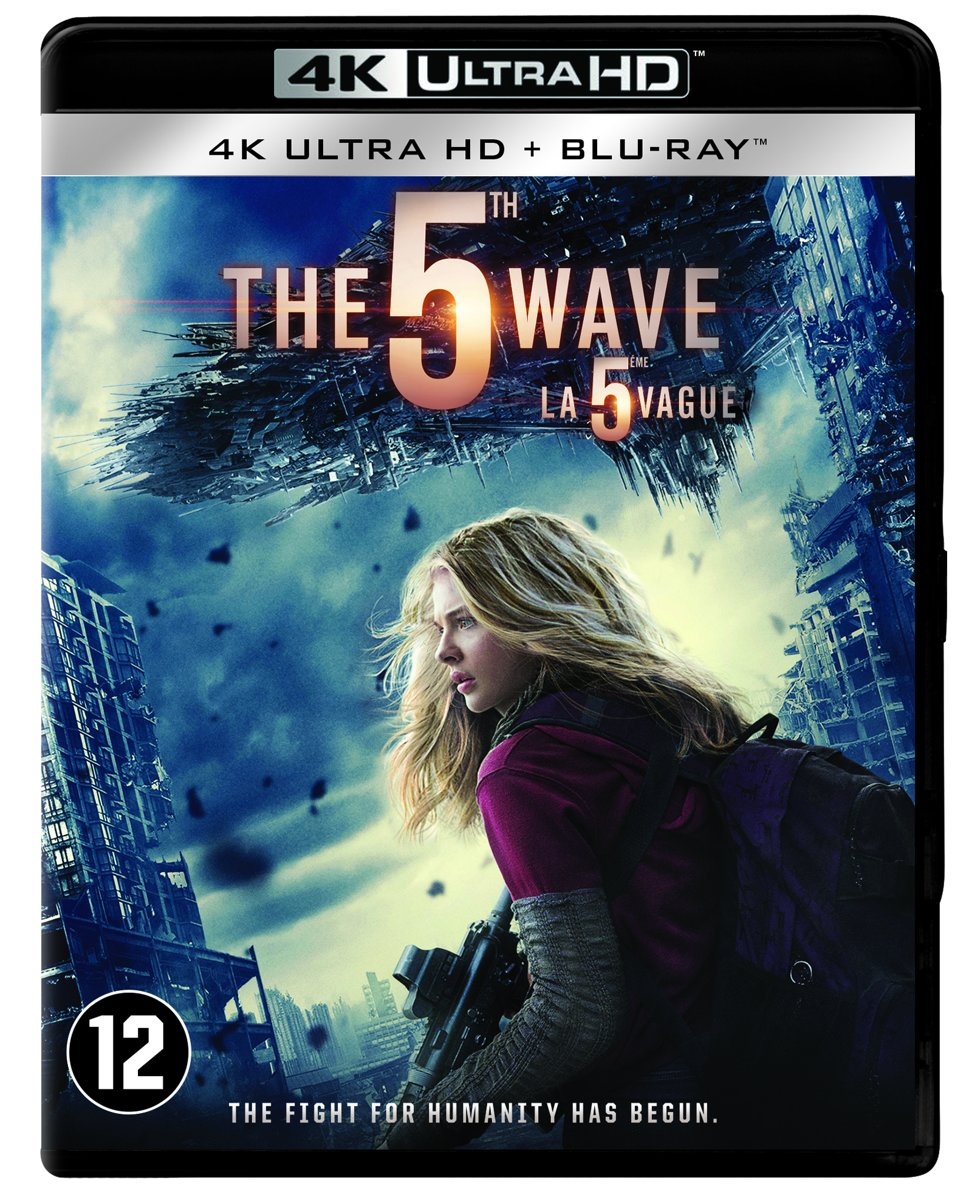 The 5th Wave (4K Ultra HD Blu-ray)-