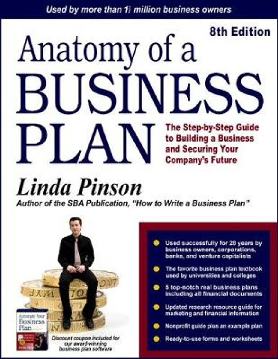 bol.com   Anatomy of a Business Plan, Linda Pinson   9780944205556 ...