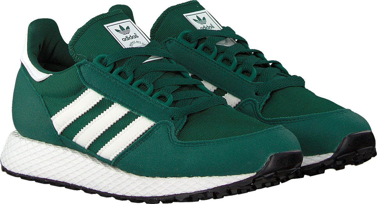 | Adidas Jongens Sneakers Forest Grove J Groen