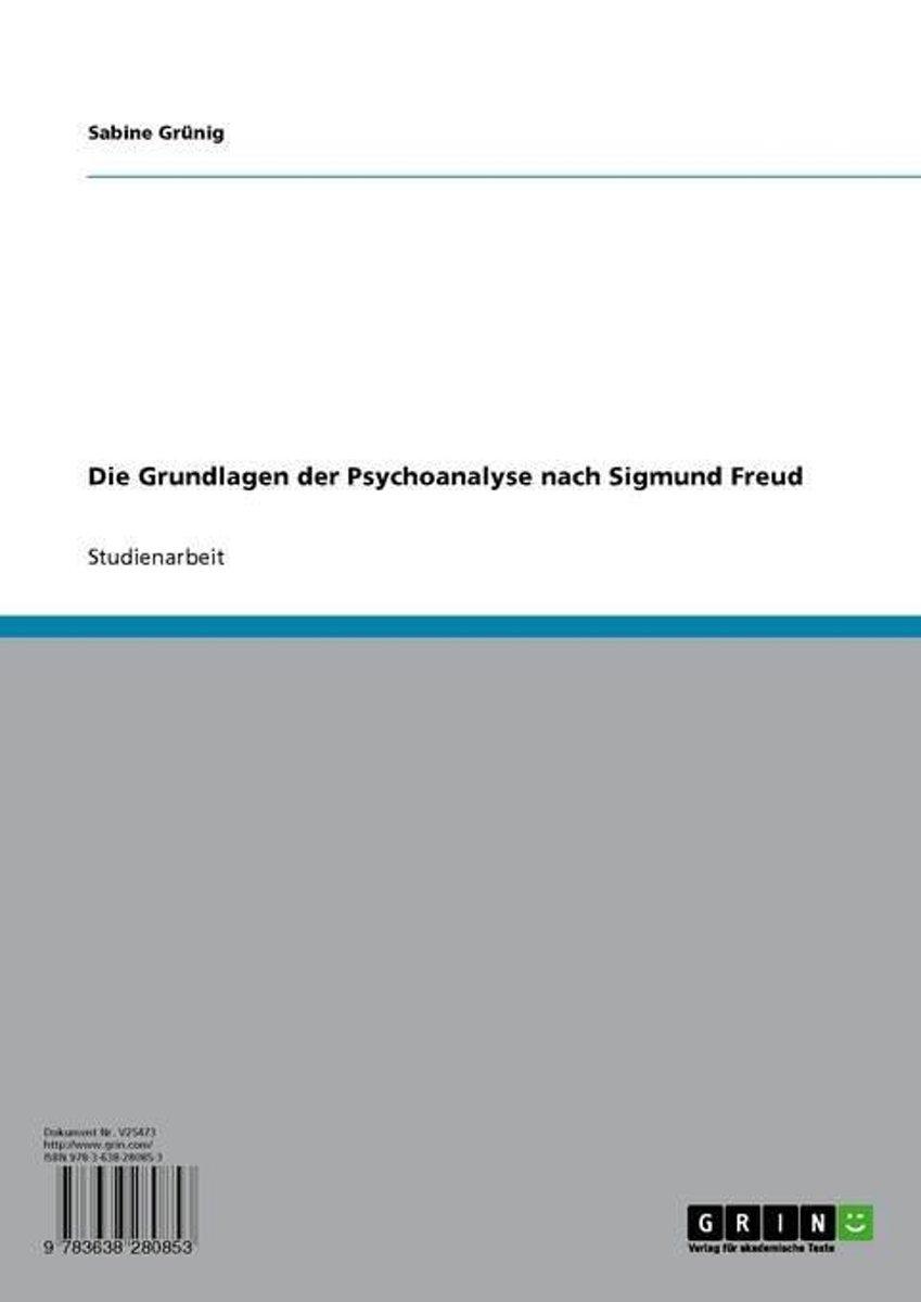 Abwehrmechanismen Freud Beispiele bol   die grundlagen der psychoanalyse nach sigmund