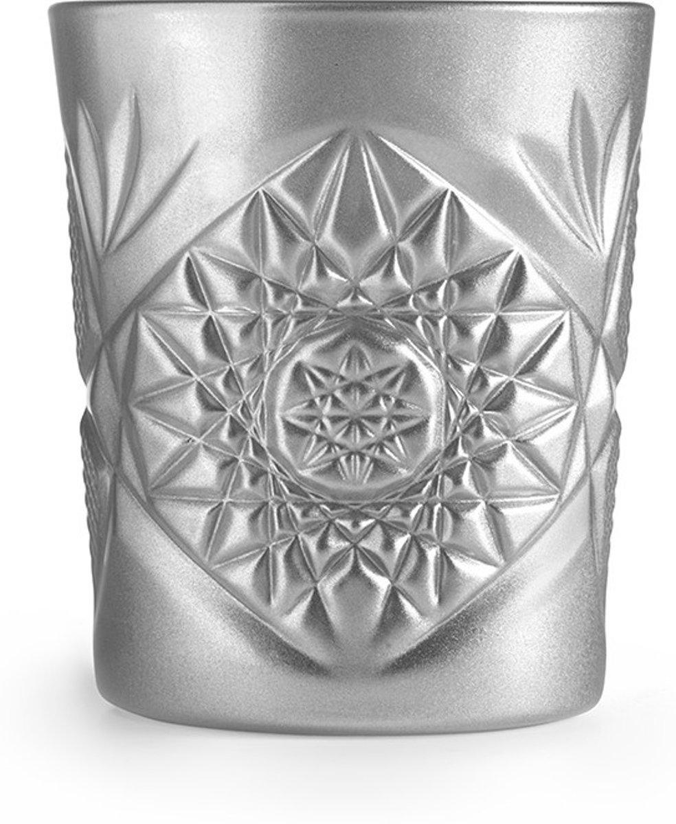 Libbey Hobstar Tumblerglas Zilver Glas 35 cl - 6 stuks kopen