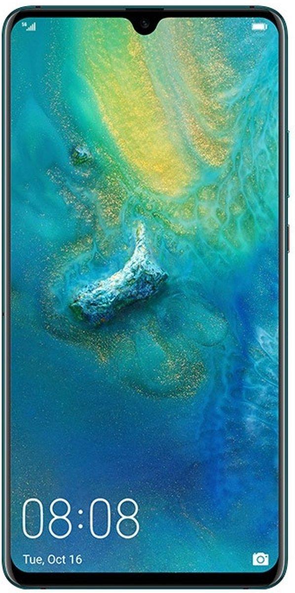 Huawei Mate 20 X (5G) 18,3 cm (7.2'') 8 GB 256 GB Hybride Dual SIM Groen 4200 mAh kopen