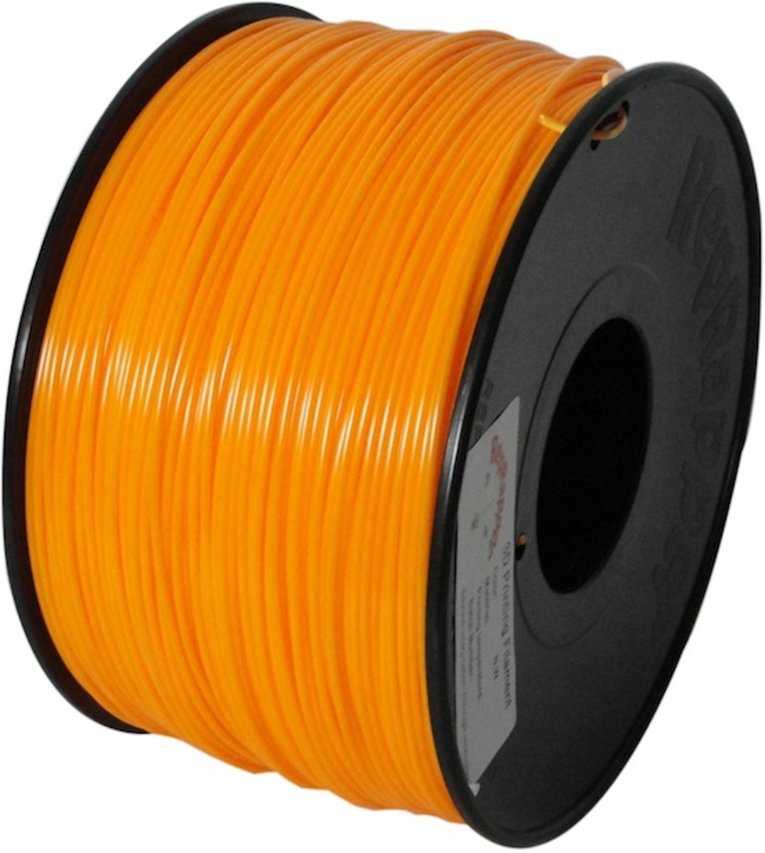 1.75mm oranje ABS filament