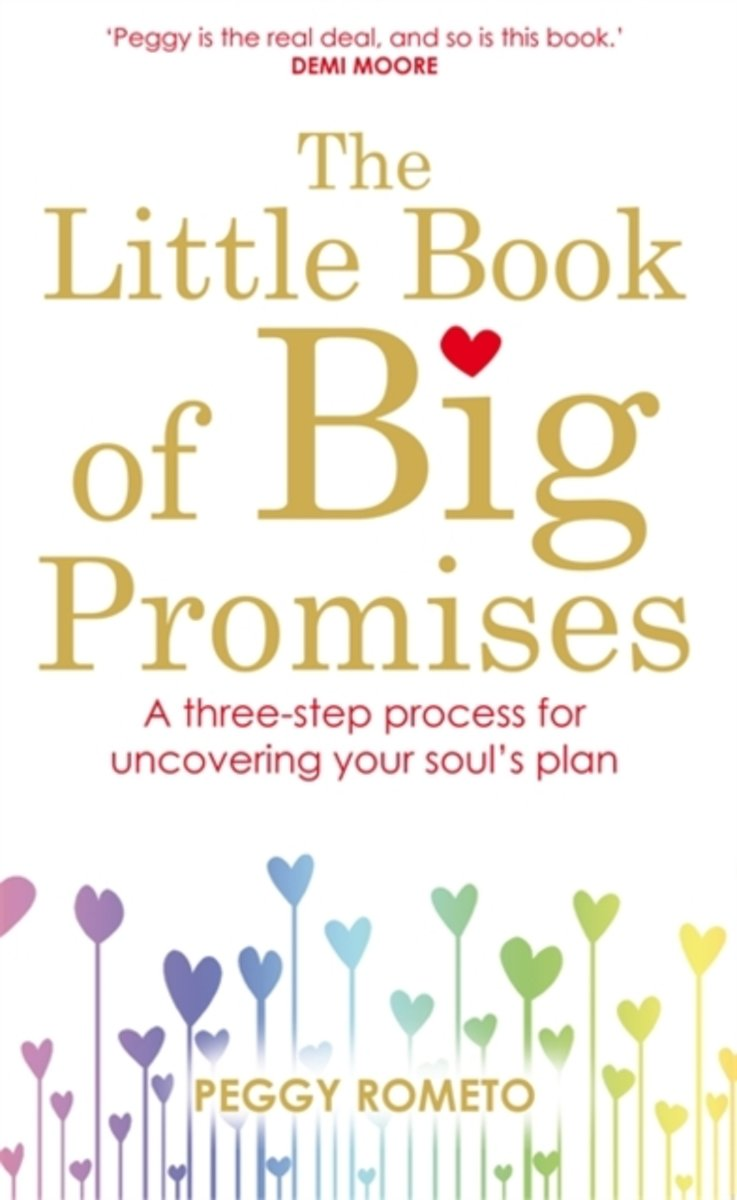 bol.com | The Little Book of Big Promises, Peggy Rometo | 9781848502178 |  Boeken