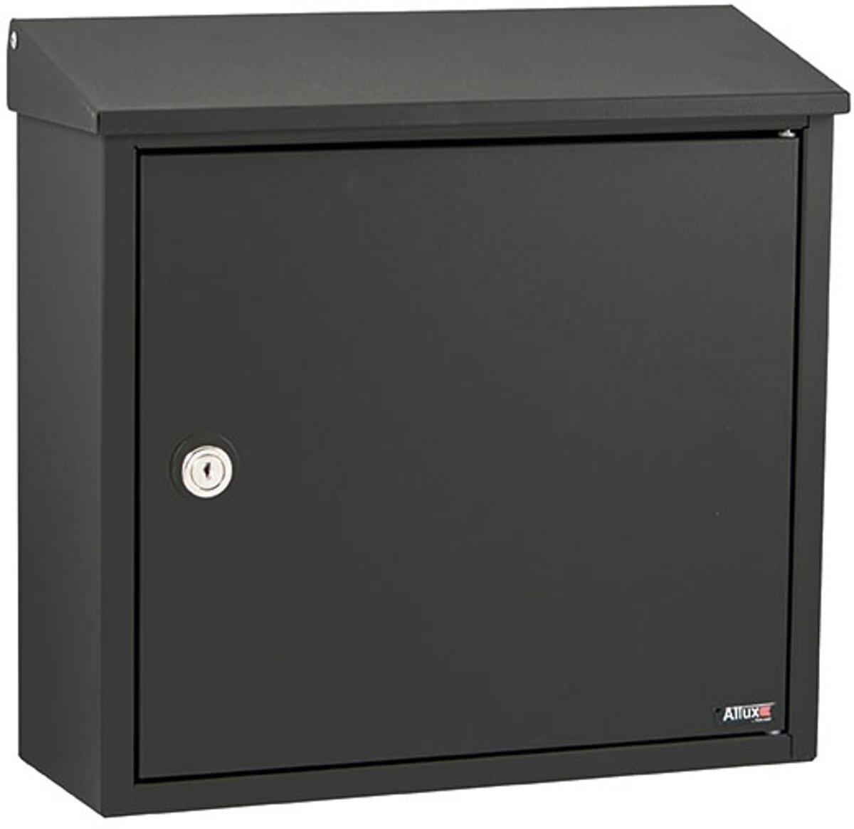 brievenbus allux 400 zwart