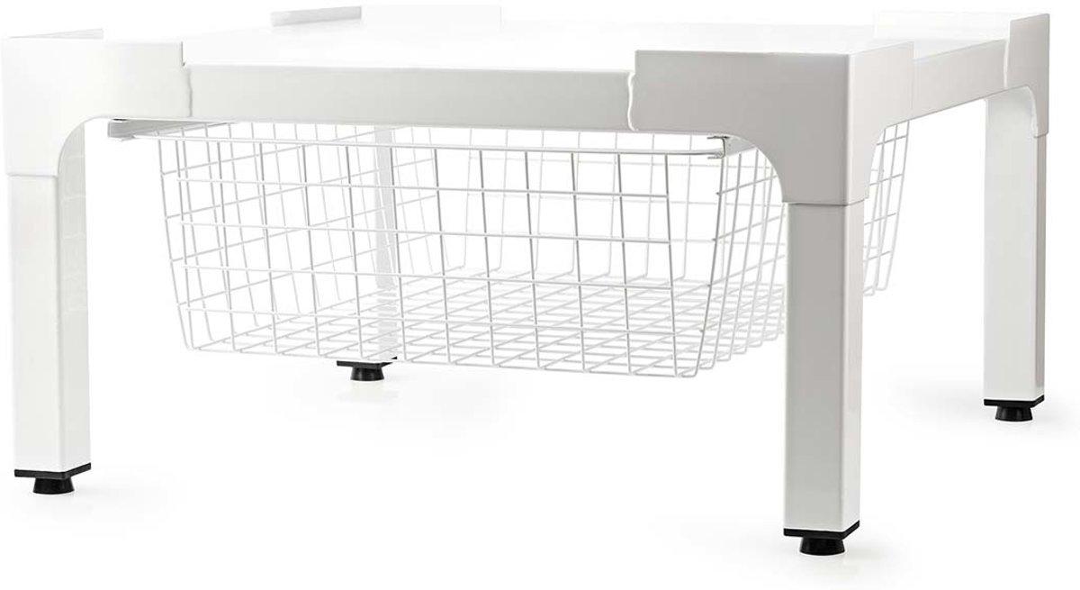 Verhoger voor Wasmachine/Wasdroger  |  250 kg  |  Opbergmand kopen