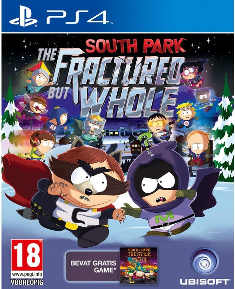 South Park: The Fractured But Whole - PS4 voor €24,99