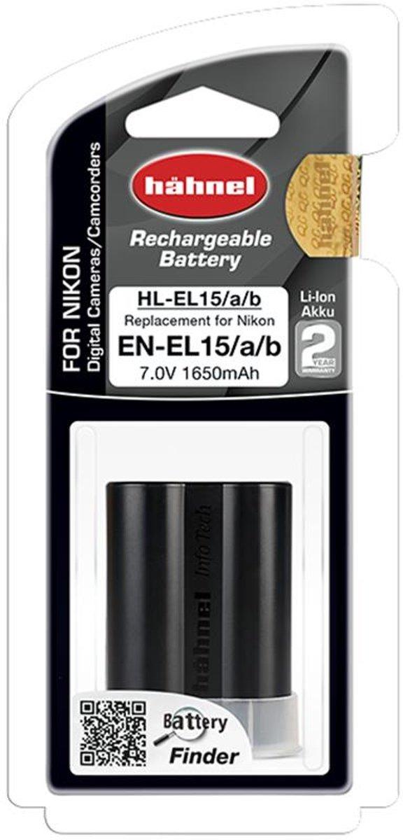 HAHNEL HL-EL15 Nikon kopen
