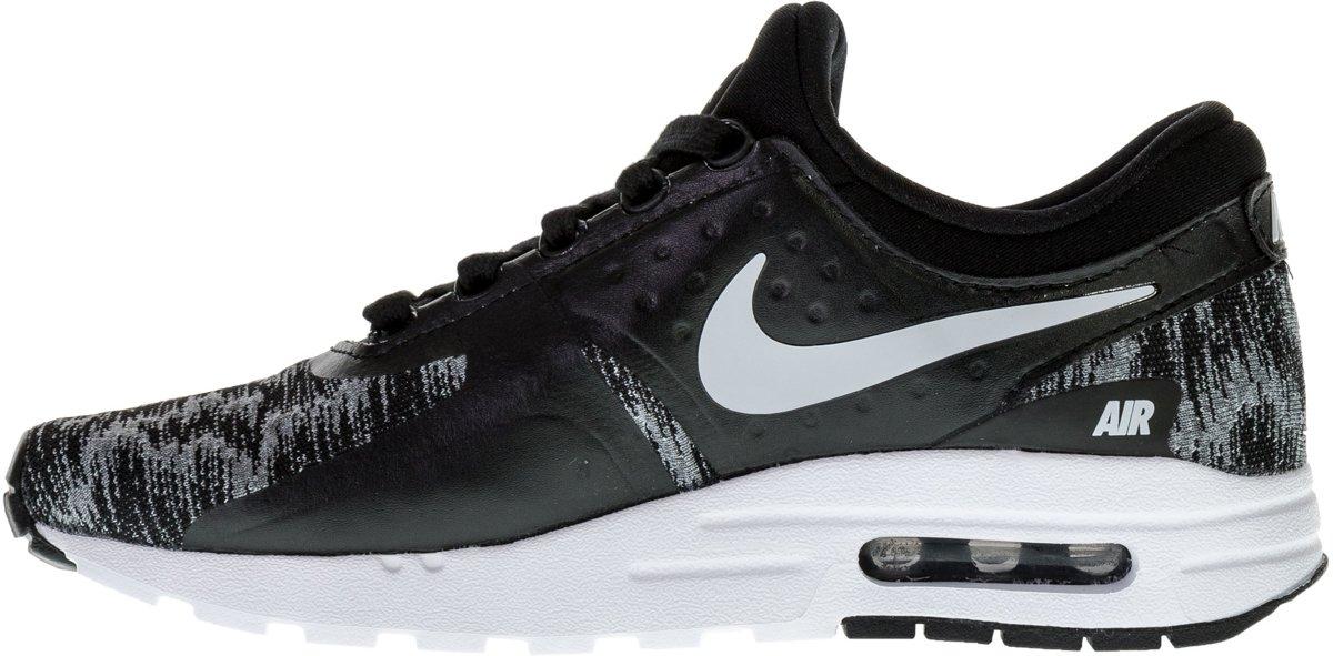 Nike Air Max Chaussures De Sport Se Zéro - Taille 39 - Mixte - Noir / Gris YC3M7bal
