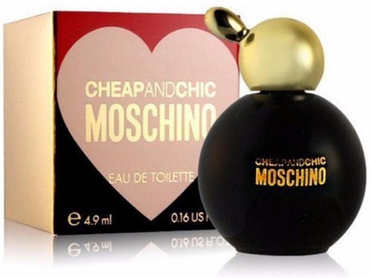 Cheap & Chic - Moschino Eau De Toilette 5 ML kopen