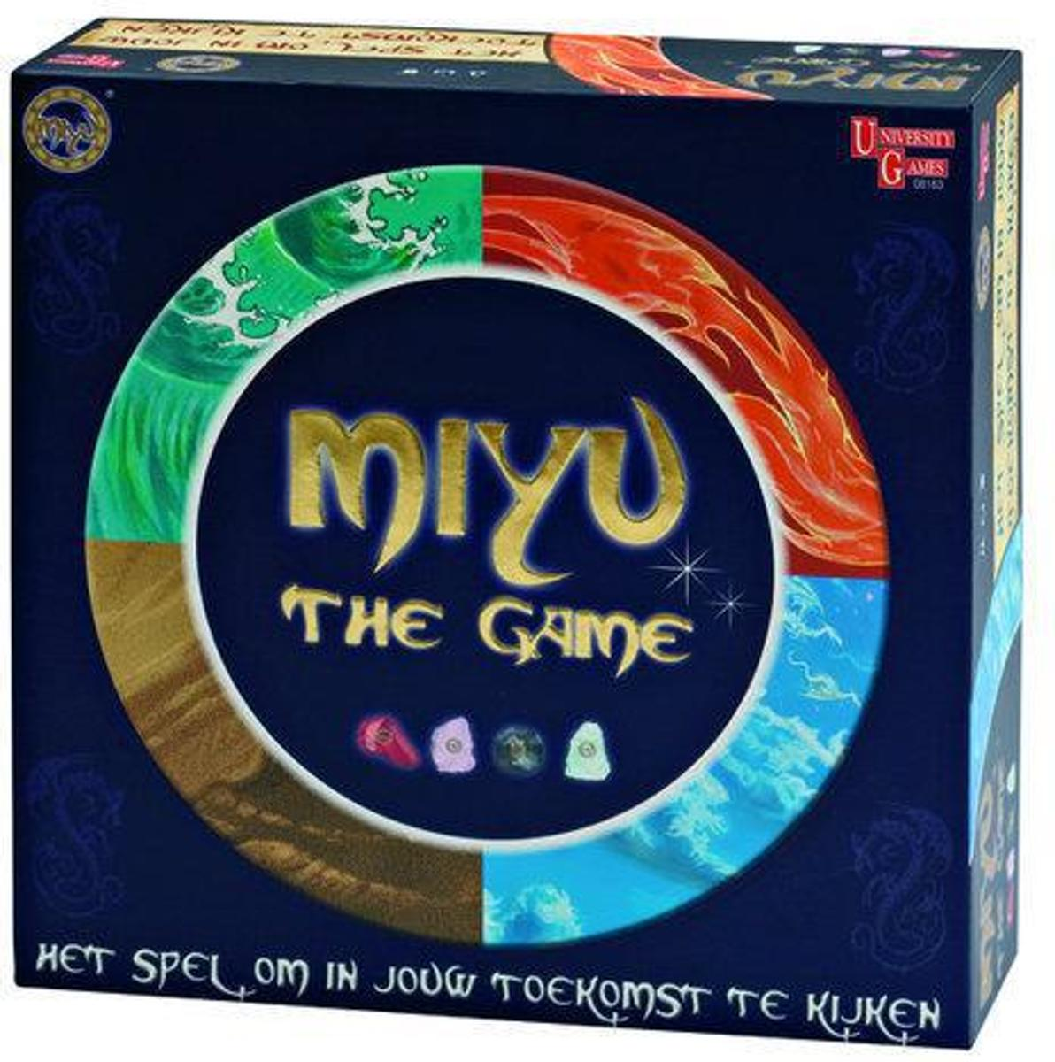 Miyu The Game