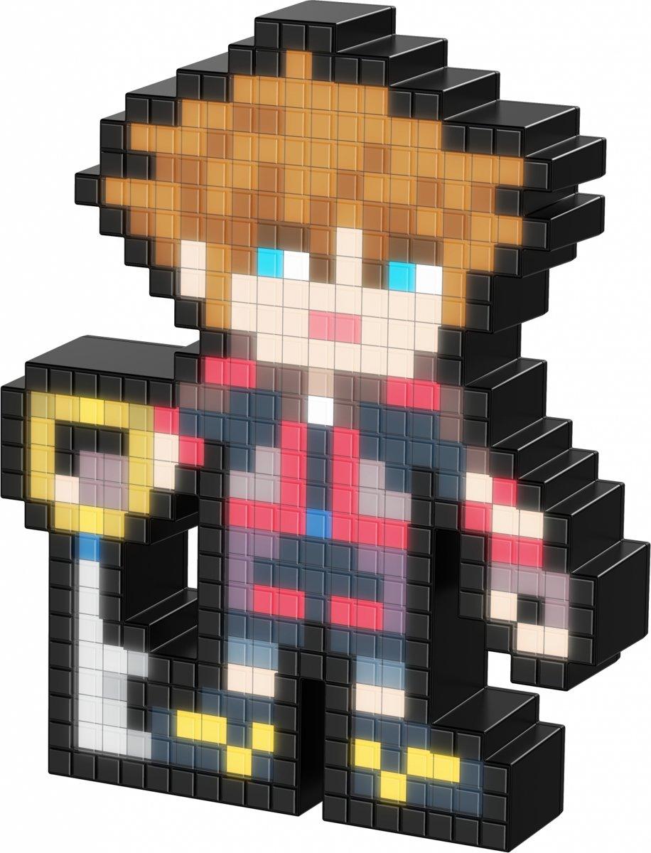 Pixel Pals Lichtfiguur - Kingdom Hearts - Sora - #049