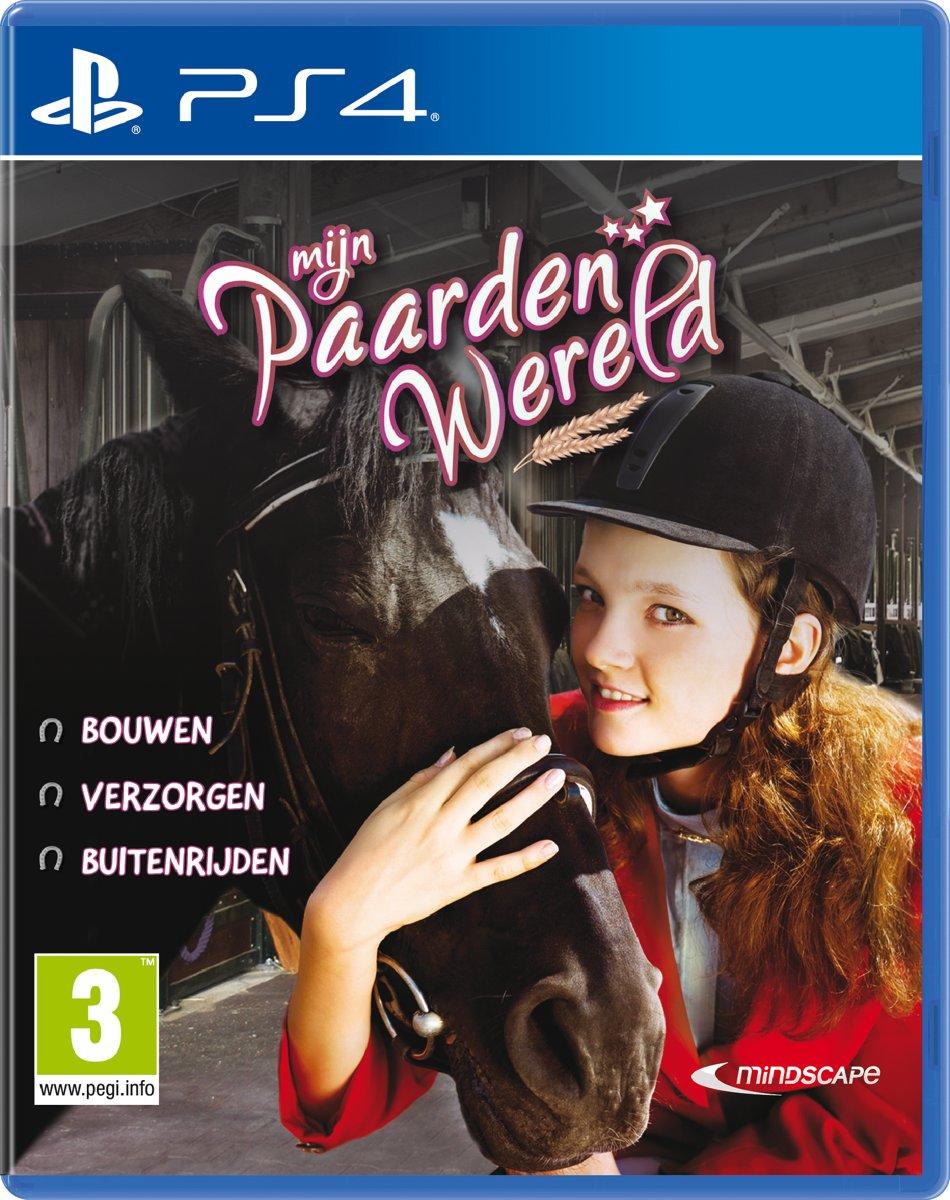 Mijn Paardenwereld PlayStation 4