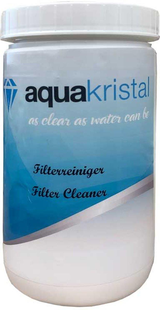 Aqua Kristal Filterreiniger