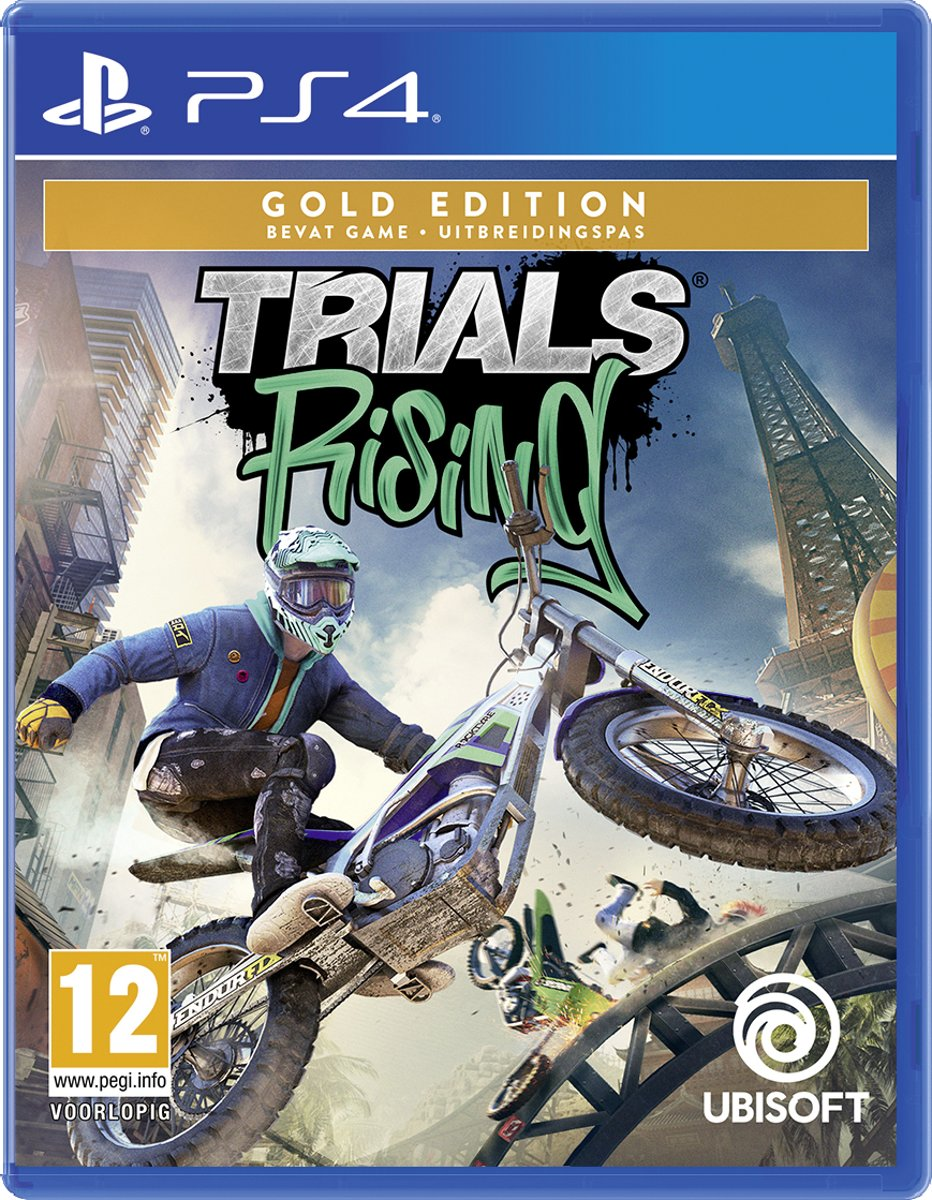 Trails Rising - Gold Edition PlayStation 4